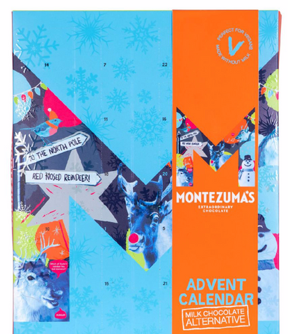 Montezuma Vegan Chocolate Advent Calendar