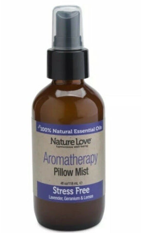 Nature Love Pillow Mist - Stress Free