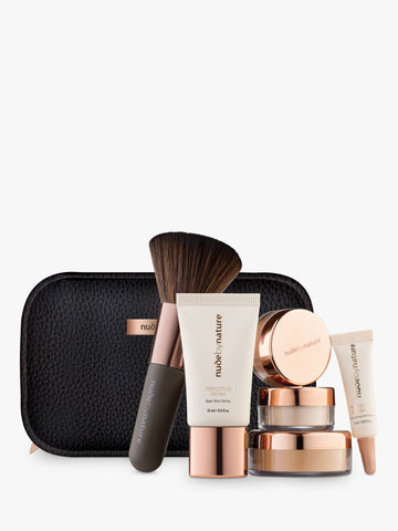 Nude by Nature Complexion Gift Set - Champagne