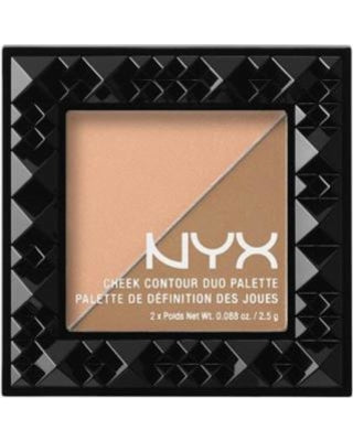 NYX Two to Tango Cheek Contour and Blush Duo