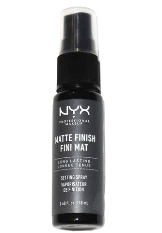 NYX Matte Finish Setting Spray - Mini 18ml