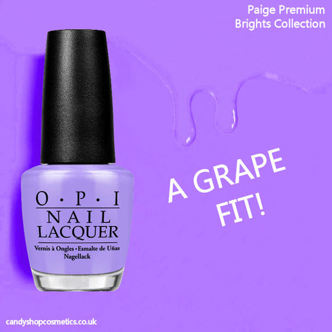 OPI A Grape Fit Nail Colour 15ml