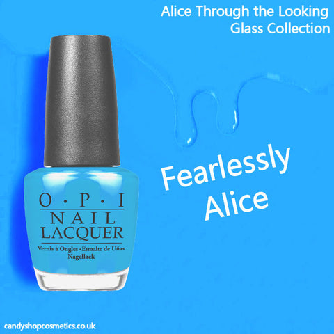 OPI Nail Polish - Fearlessly Alice