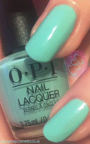 OPI Grease Collection - Was it All Just a Dream?