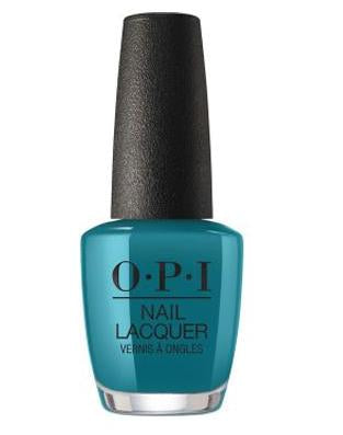 OPI Grease Collection - Teal Me More Teal Me More