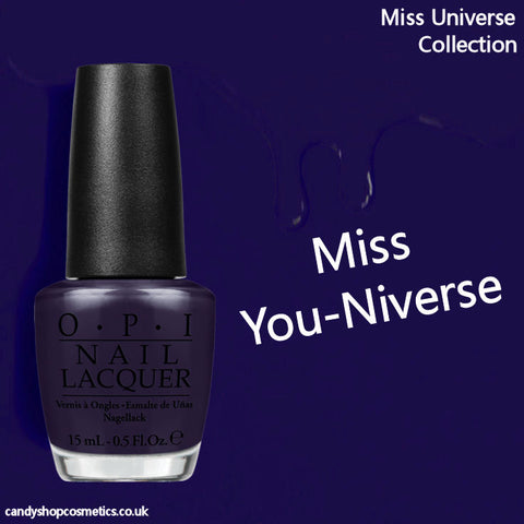 OPI Miss You-Niverse Nail Colour 15ml