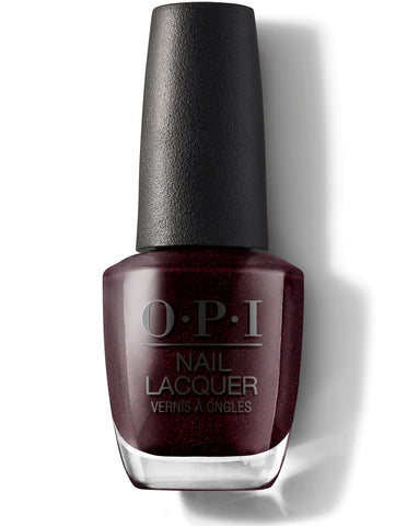 OPI Black to Reality Nail Polish 15ml