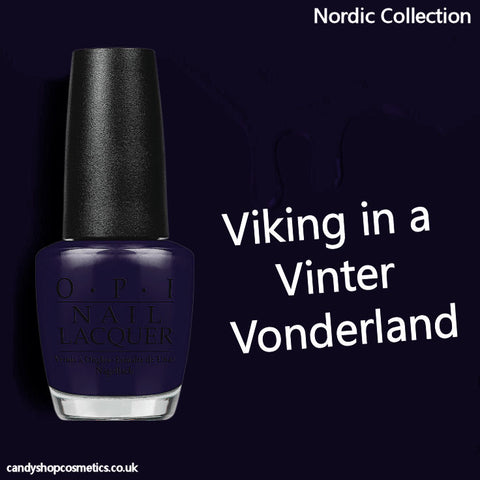 OPI Nail Polish - Viking in a Vinter Wonderland