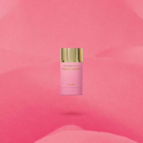 Prismologie Meridian Balm - Comforting Rose Quartz and Manganese