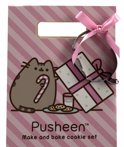 Pusheen Make and Bake Cookie Kit
