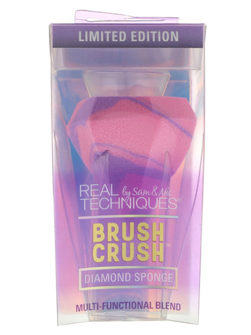 Real Techniques - Brush Crush - Diamond Makeup Sponge