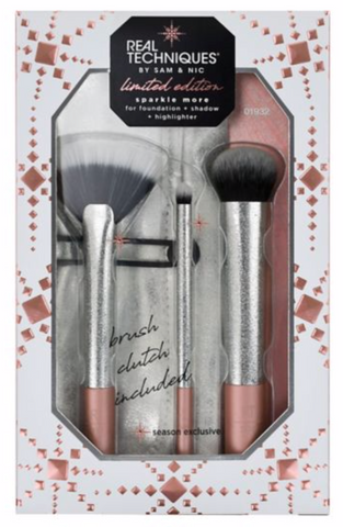 Real Techniques Limited Edition Sparkle More Gift Set