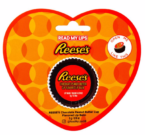 Reese's Chocolate Peanut Butte Cup Lip Balm
