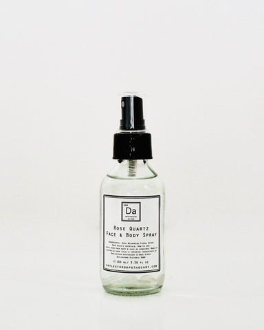 Daylesford Apothecary Rose Quartz Face and Body Spray