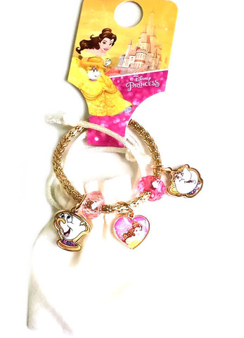 Disney Beauty and the Beast Bracelet and Gift Bag