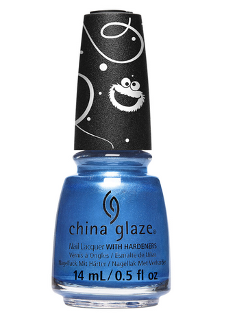 China Glaze Christmas Nail Colour - Me Ate Santas Cookies