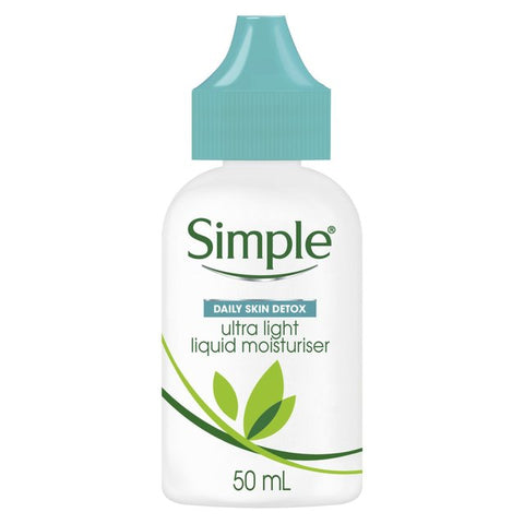 Simple Ultra Light Liquid Moisturiser 50ml