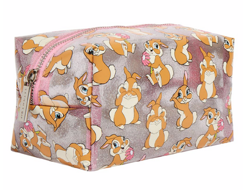 Skinnydip Disney Miss Bunny Makeup Bag