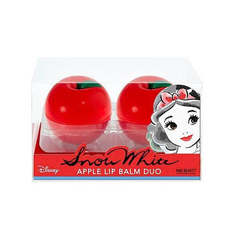 Disney Snow White Apple Lip Balm Duo