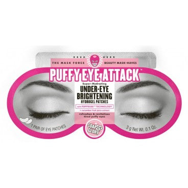 Soap and Glory Puffy Eye Attack Gel Eye Patches