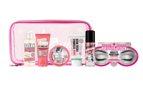 Soap and Glory Pack Up Your Bubbles Mini Gift Set