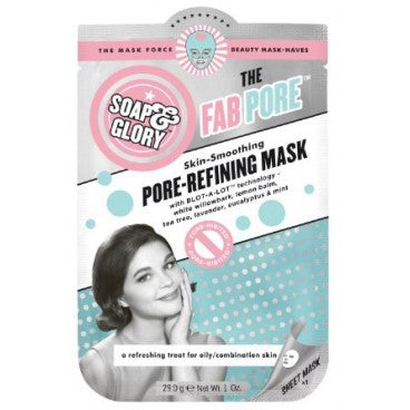 Soap and Glory Pore Refining Sheet Mask