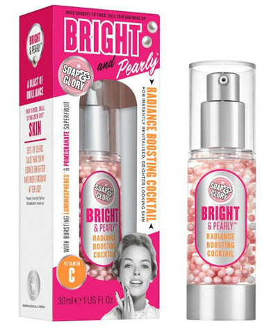 Soap and Glory Bright and Pearly Radiance Booster 30ml