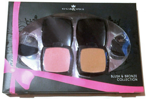 Sugar & Spice Blush and Bronze Collection