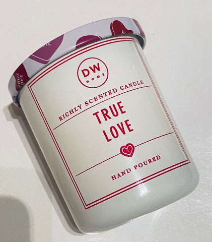 DW Home True Love Valentines Candle - Mini