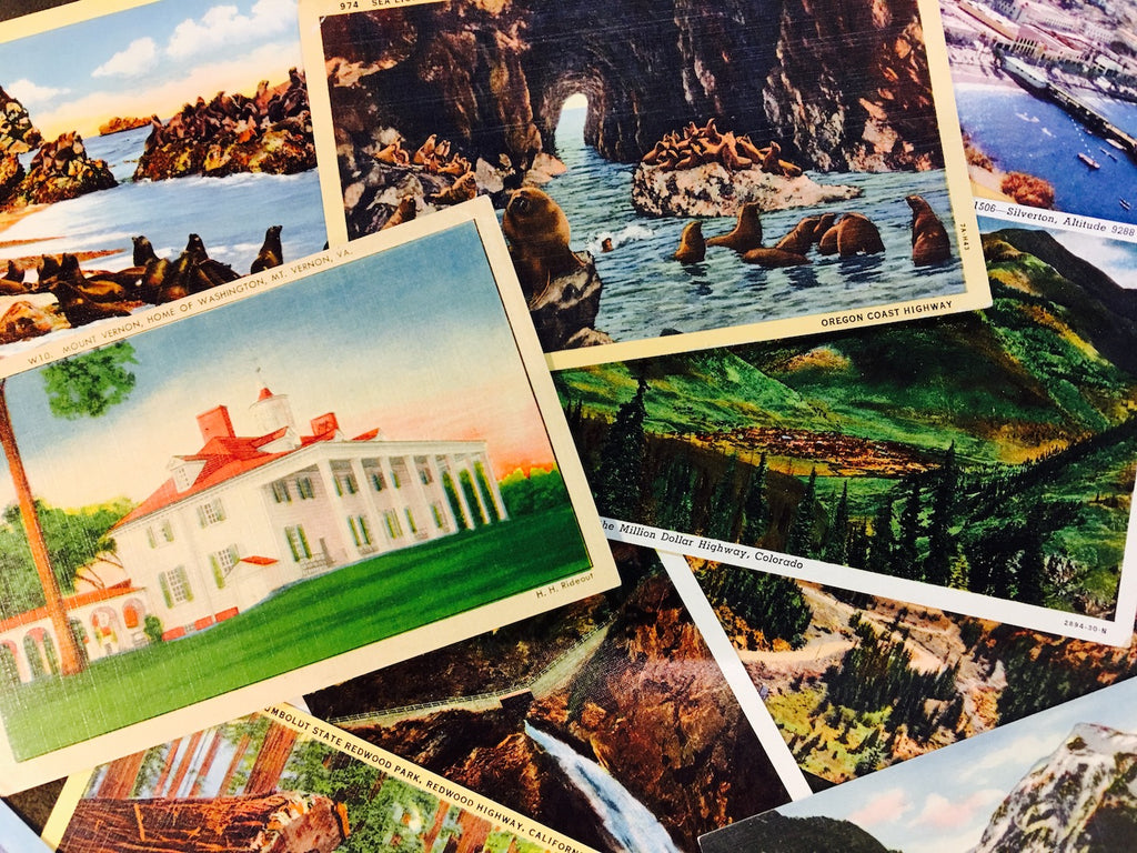 Antique & Vintage Postcards