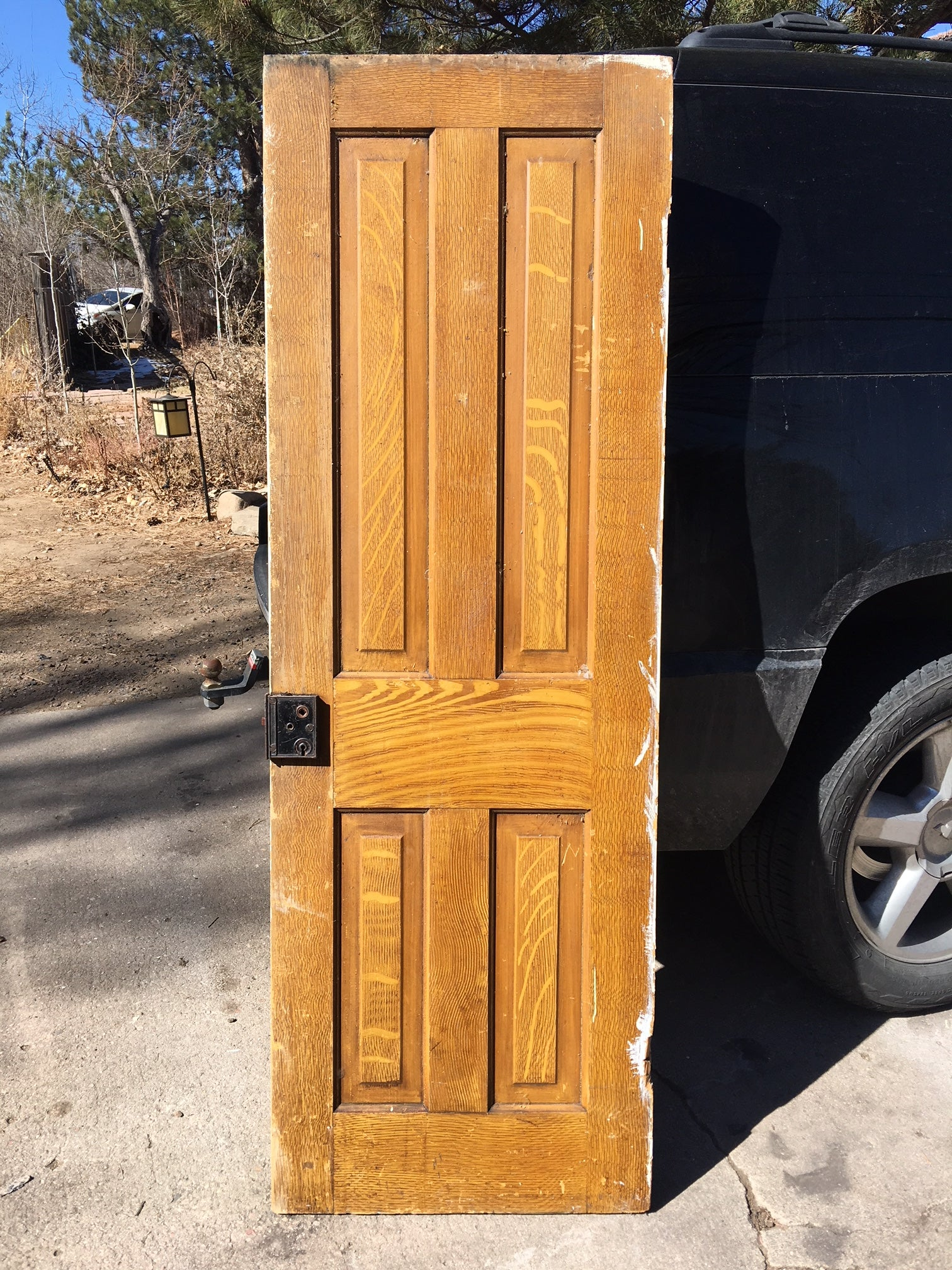 x walnut door wood custom finish solid with doors ideas within interior double dimensions