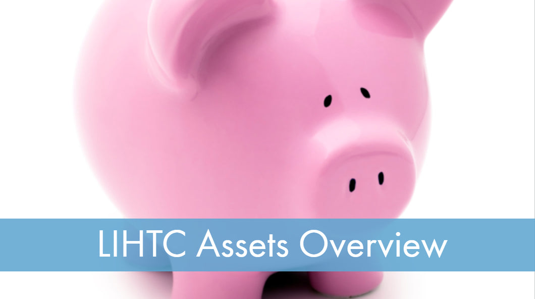 LIHTC Series: 14 Assets - Overview