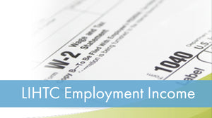 LIHTC Series: 07 Employment Income