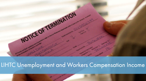 LIHTC Series: 11 Unemployment and Workers Comp Income