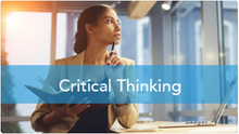E2L: Critical Thinking Series