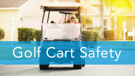 E2L: Golf Cart Safety