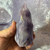 Silky Fluorite Flame 555g