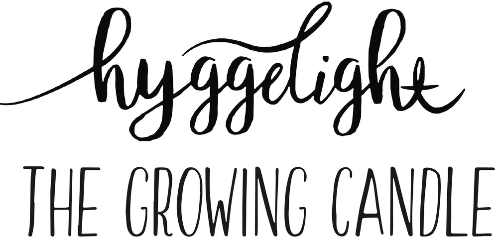 Hyggelight The Growing Candle logo