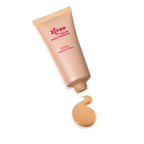Smooth Matte Foundation Shade 3