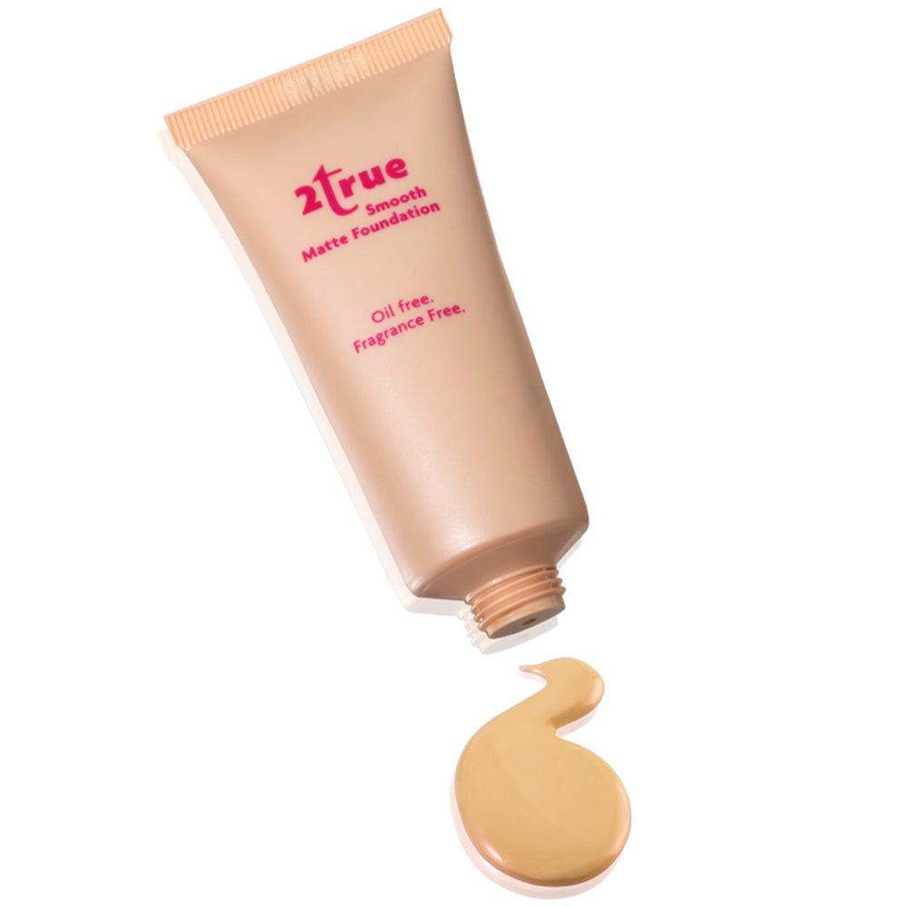 Smooth Matte Foundation Shade 1