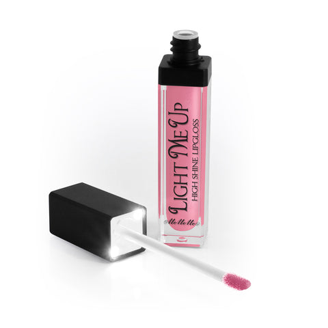 Light Me Up Lipgloss - Luminous