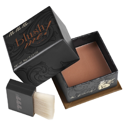 Blush Me Box - Matte Bronze