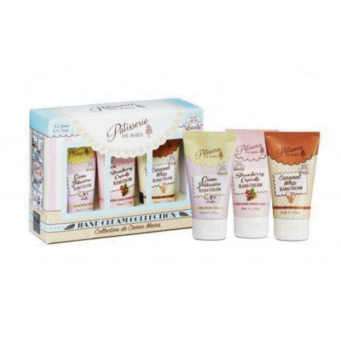 PATISSERIE DE BAIN HAND CREAM ICE CREAM GIFT SET