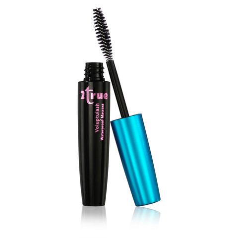 Volumptulash Waterproof Mascara Black