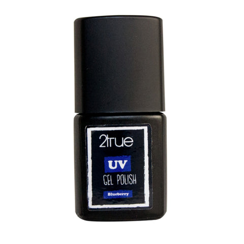 UV Gel Nail Polish Blueberry