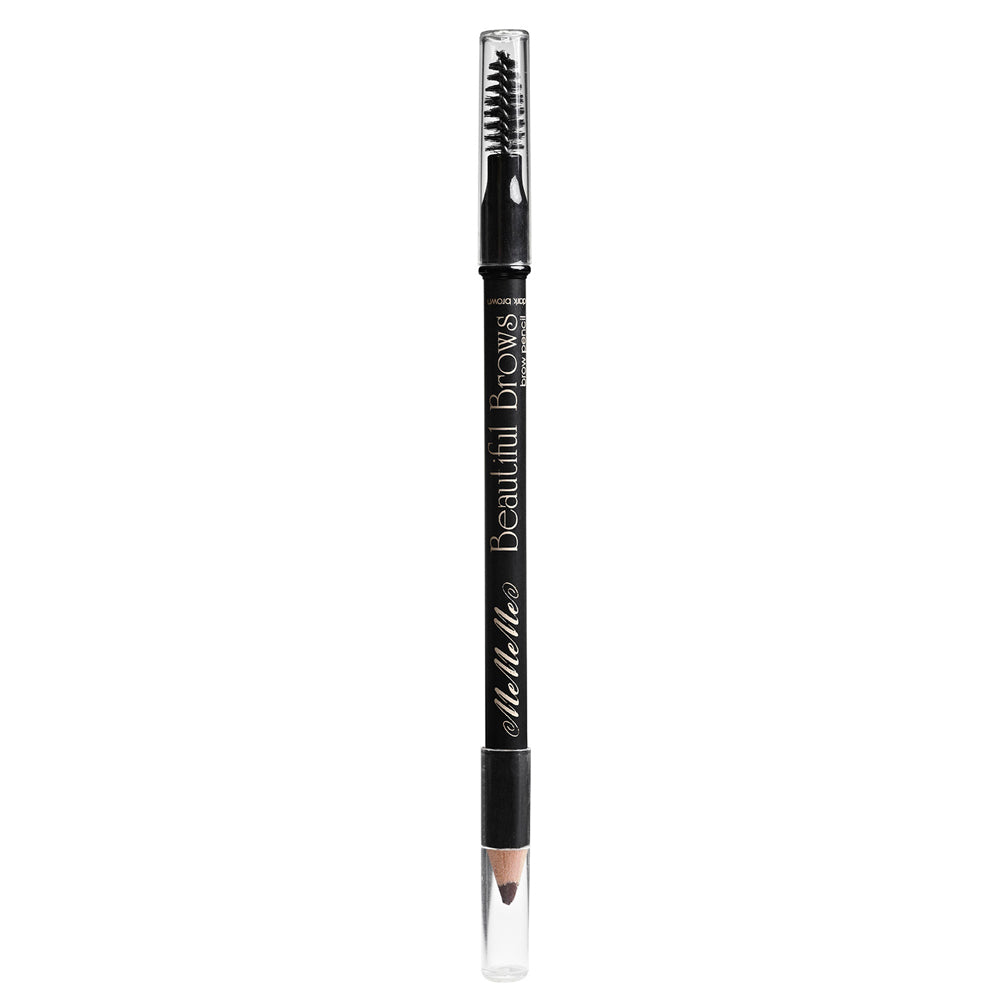 Beautiful Brows Brow Pencil & Spoolie - Light Brown