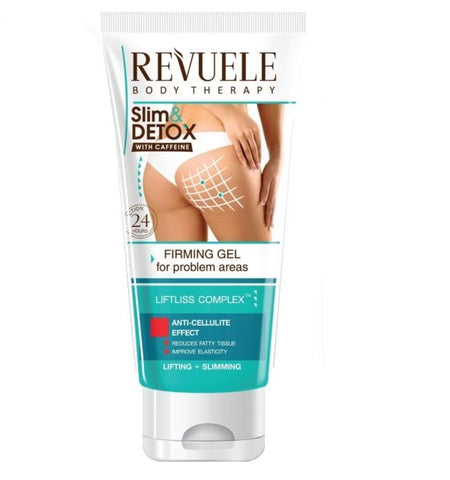 Revuele Slim & Detox Firming Gel For Problem Areas