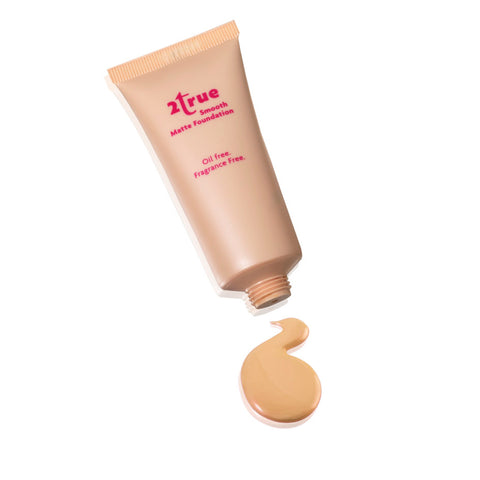 Smooth Matte Foundation  Shade 2