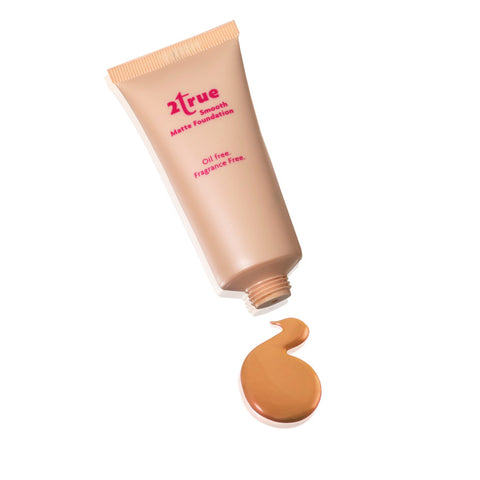 Smooth Matte Foundation Shade 5