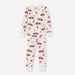 Fire Trucks Pajama Set
